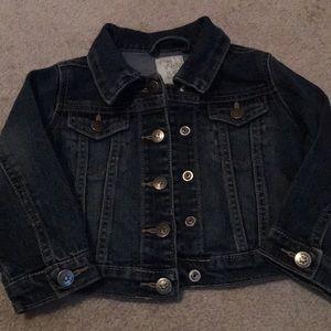 The children's Place blue Jean jacket great shape